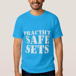 Practice Safe Sets-Men's Shirt