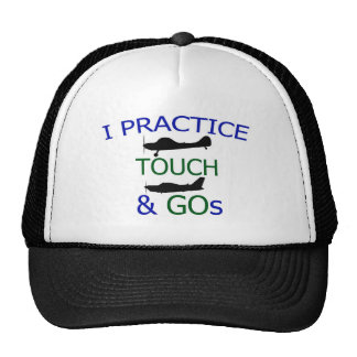 Practice Touch & Gos Trucker Hat