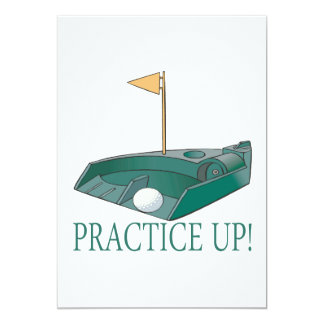 Practice Up Card