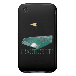 Practice Up iPhone 3 Tough Cases