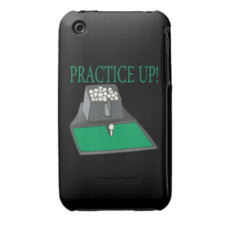 Practice Up iPhone 3 Covers