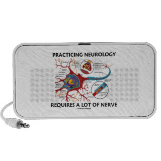 Practicing Neurology Requires A Lot Of Nerve PC Speakers