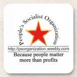Práctico de costa 2 del logotipo del URL de PSO Posavaso