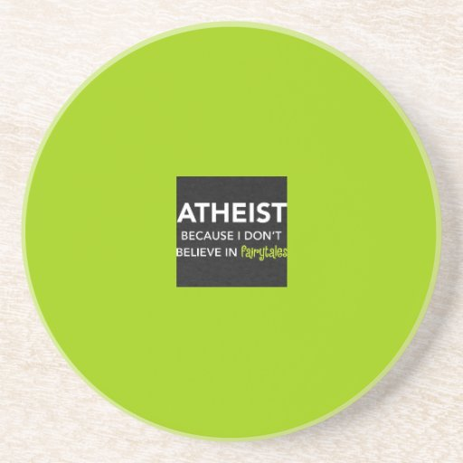 Práctico de costa ateo posavasos para bebidas