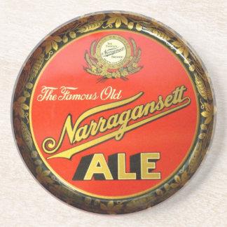 """Práctico de costa bandeja de la cerveza"""" del vinta posavasos diseño"""