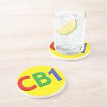 Práctico de costa CB1 Posavaso Para Bebida