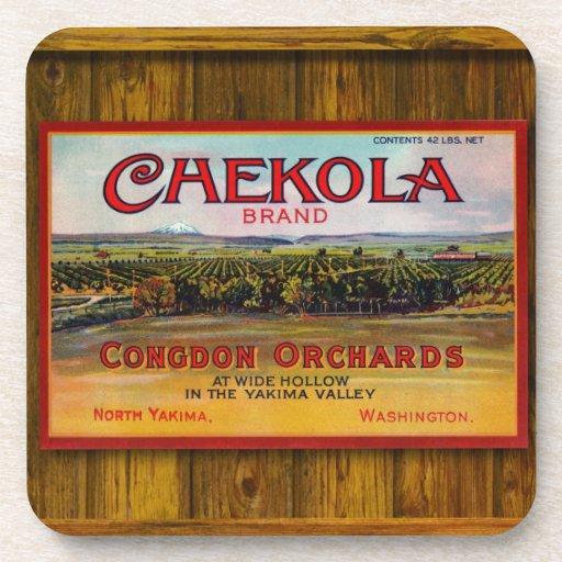 Práctico de costa - Chekola Posavasos De Bebidas