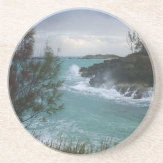 Práctico de costa de Bermudas Posavasos De Arenisca