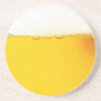 Práctico de costa de consumición sabroso de la cer posavaso para bebida