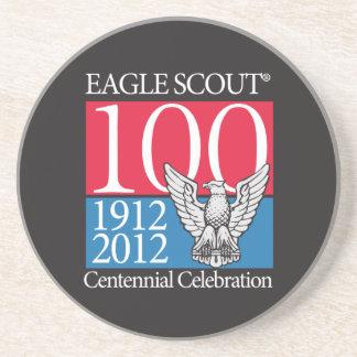 Práctico de costa de Eagle Scout Posavasos Diseño