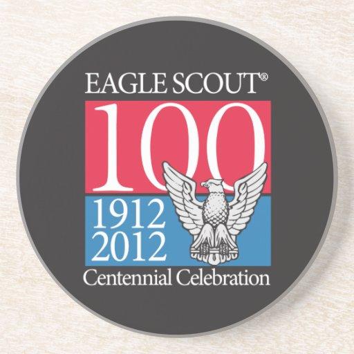 Práctico de costa de Eagle Scout Posavasos Para Bebidas
