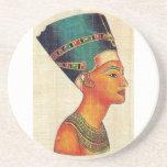 Práctico de costa de Egipto antiguo 2 Posavasos Diseño