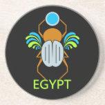 Práctico de costa de EGIPTO Posavasos Manualidades