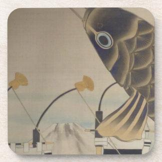 Práctico de costa de Ichiryusai Hiroshige Posavaso