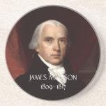 Práctico de costa de James Madison Posavaso Para Bebida