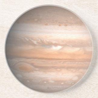 Práctico de costa de Júpiter Posavasos Para Bebidas
