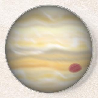 Práctico de costa de Júpiter Posavasos Manualidades