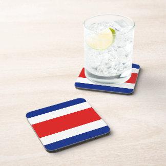 Práctico de costa de la bandera de Costa Rica Posavaso