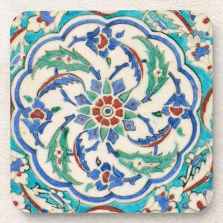 práctico de costa de la cerámica del iznik posavaso