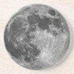 Práctico de costa de la Luna Llena Posavasos Manualidades