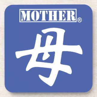 Práctico de costa de la madre posavasos