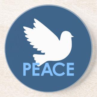 Práctico de costa de la paloma de la paz posavasos manualidades