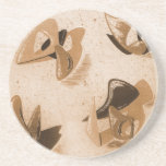 Práctico de costa de la piedra arenisca: AMEBA 1 - Posavasos Cerveza
