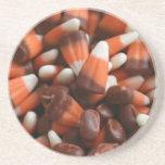 Práctico de costa de las pastillas de caramelo posavasos para bebidas