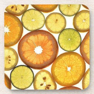 Práctico de costa de los naranjas posavasos