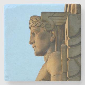 Práctico de costa de piedra de Mercury (guardia de Posavasos De Piedra