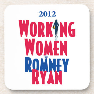 Práctico de costa de Romney Ryan Posavasos De Bebidas