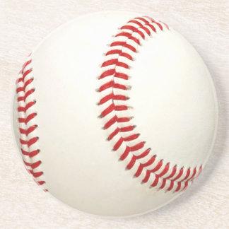 Práctico de costa del béisbol posavasos manualidades