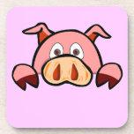 Práctico de costa del cerdo posavaso