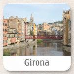 Práctico de costa del corcho de Girona (Gerona) Posavasos De Bebidas