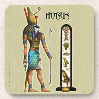 Práctico de costa del corcho de Horus Posavasos De Bebida