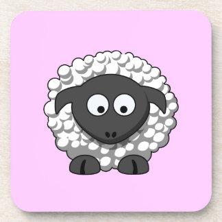 Práctico de costa del corcho de las ovejas del dib posavasos
