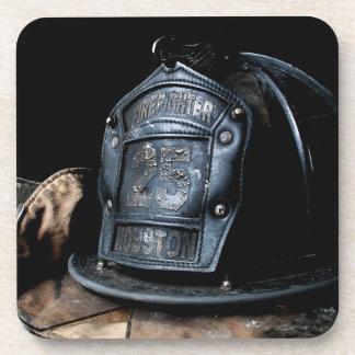 Práctico de costa del corcho del bombero de Housto Posavaso