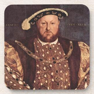 Práctico de costa del corcho del rey Enrique VIII Posavaso