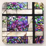 Práctico de costa del corcho del vitral de Tiffany Posavaso