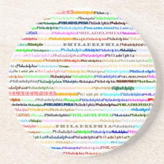Práctico de costa del diseño II del texto de Phila Posavasos Diseño