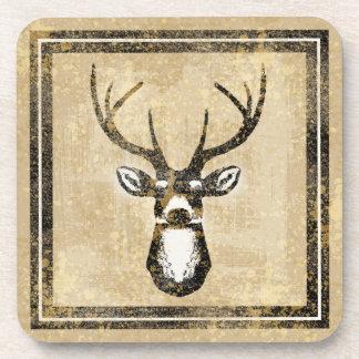 Práctico de costa del dólar de los ciervos del Gru Posavasos De Bebida
