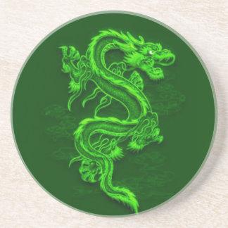 Práctico de costa del dragón posavasos para bebidas