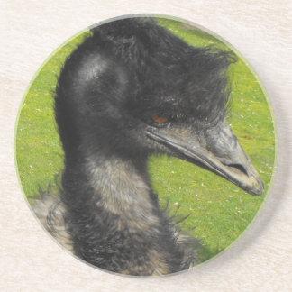 Práctico de costa del Emu Posavasos Para Bebidas