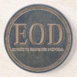 Práctico de costa del EOD Posavasos Personalizados