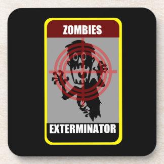 Práctico de costa del Exterminator de los zombis Posavasos
