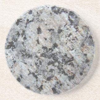 Práctico de costa del granito posavasos personalizados