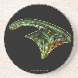 Práctico de costa del Hadrosaur Posavasos Personalizados
