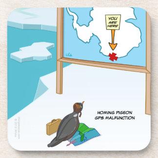 Práctico de costa del malfuncionamiento de GPS de  Posavasos De Bebidas