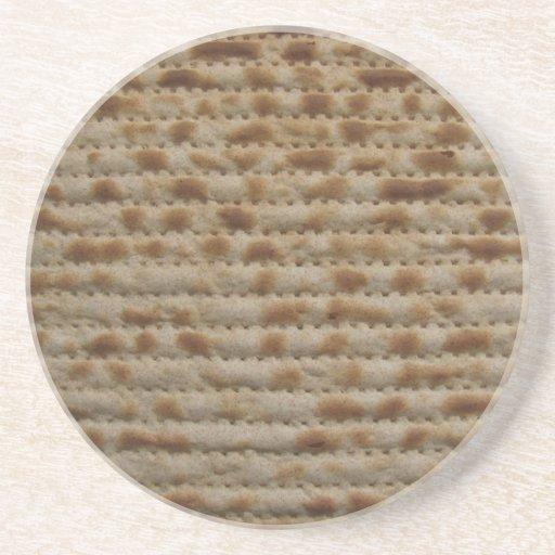 Práctico de costa del Matzah Posavasos Personalizados