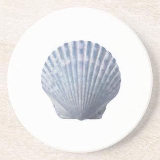 Práctico de costa del Seashell Posavasos Manualidades
